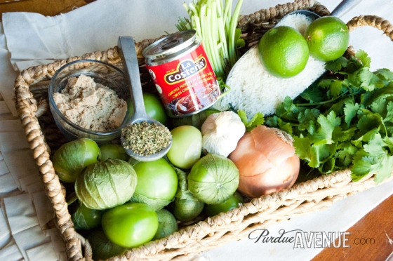 Tomatillo-Chicken-Basket-of-Ingredients